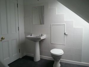 Bathroom, Bernard Street