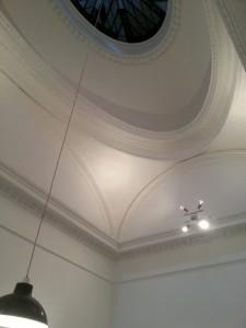 Dining Hall Ceiling, Bernard Street