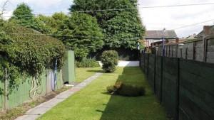 Back Garden, Finlow Place