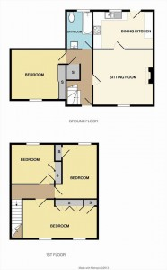 Floor Plans, Ballindean Road