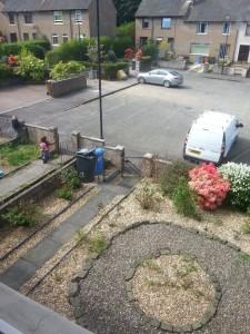 Front Garden, Balmerino Place
