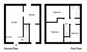 Floor Plans, Balunie Terrace
