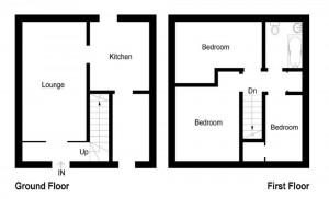 Floor Plans, Balunie Terrace