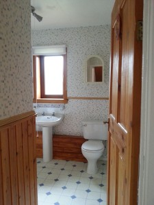 Bathroom, Finlow Place