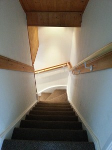 Staircase, Finlow Place