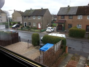 Street From Bedroom, Finlow Place