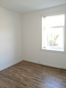 Bedroom, Forres Crescent