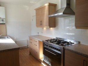Kitchen, Forres Crescent