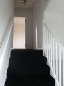 Staircase, Forres Crescent