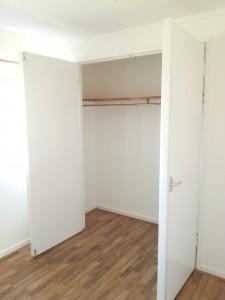 Built in wardrobe, Goosecroft