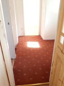 Upstairs hall, Goosecroft
