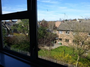 View from front bedroom, Goosecroft