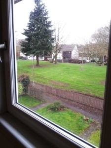 View From Bedroom, Graham Court