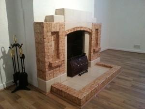 Fireplace, Balbeggie Street