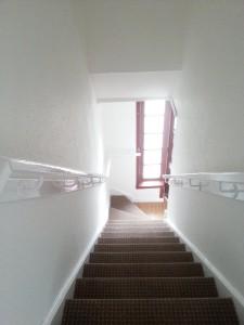 Staircase, Balunie Terrace