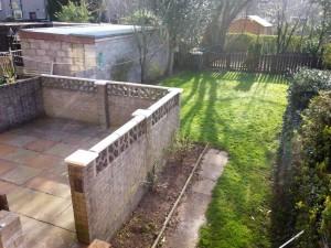 Garden, Forres Crescent