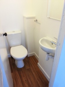 Downstairs Toilet, Liff Terrace