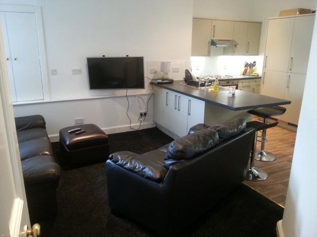 Lounge / Kitchen / Dining