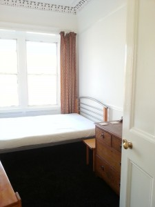 Bedroom, Leith Walk