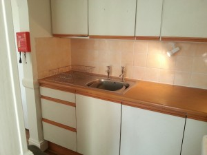 Kitchen Area, Leith Walk